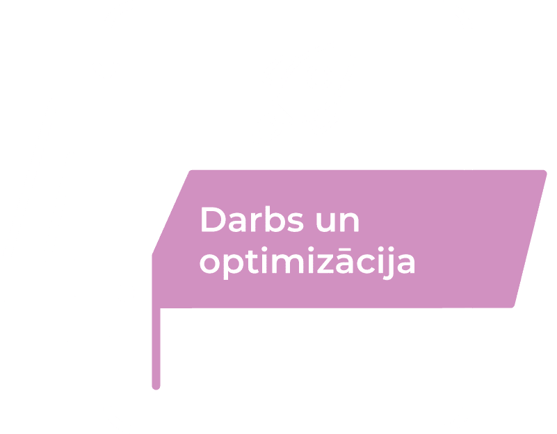basaful darba process darbs un optimizacija